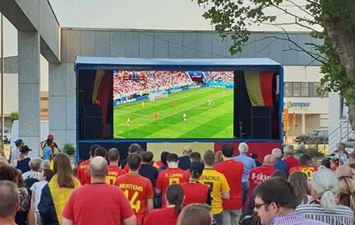 groot scherm verhuur belgie