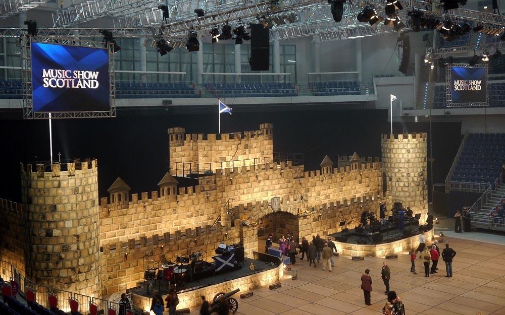 led scherm huren concert antwerpen rotterdam