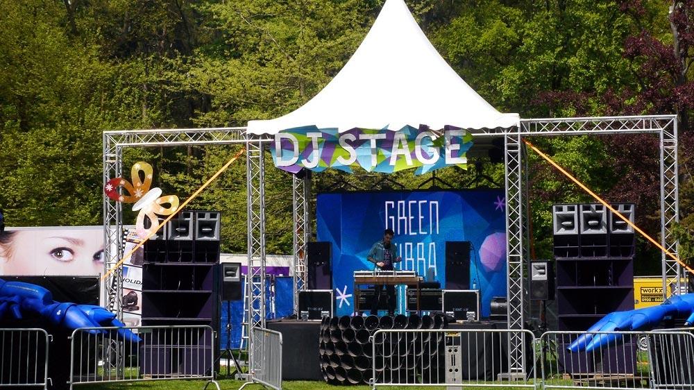 videowall huren festival feest enschede